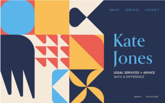 Abstract art- Kate Jones