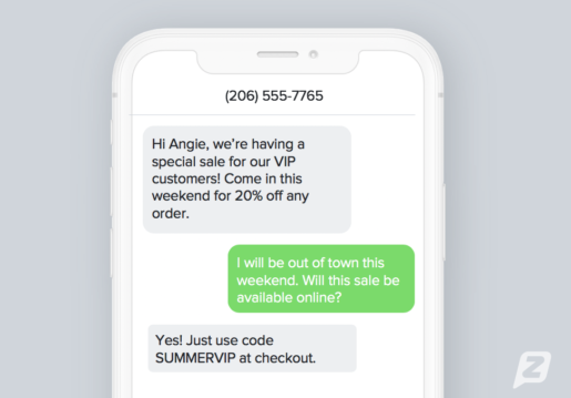 SMS Conversation